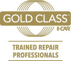 I-CAR Trained Welding Certified Auto Body