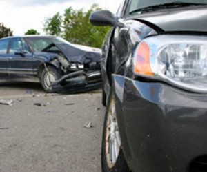 Staged Auto Accident