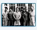 Roth & Miller Autobody Crew, circa 1946